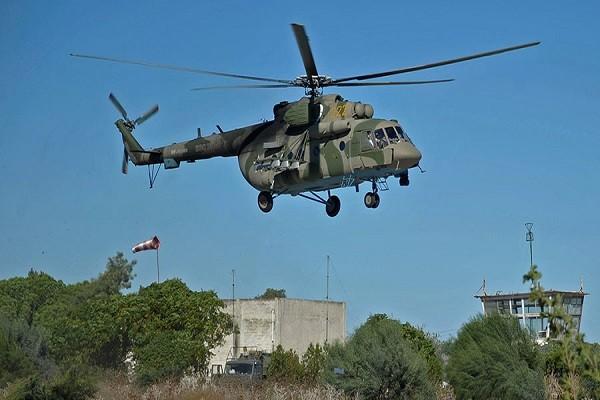 Một chiếc trực thăng của Nga. Ảnh minh họa