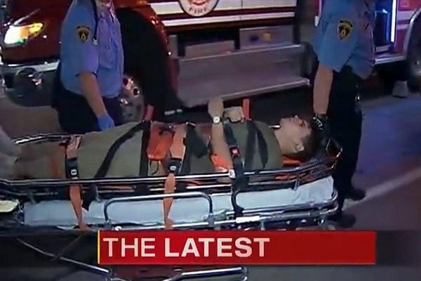 Grant Birdsong sau khi được giải cứu