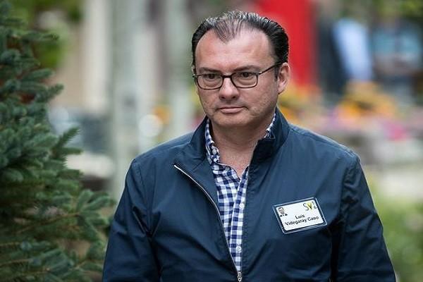 Bộ trưởng Tài chính Mexico Luis Videgaray bị sa thải