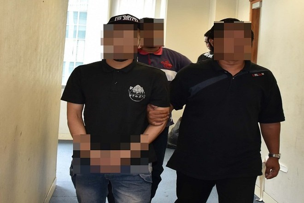 Một nghi phạm khủng bố bị cảnh sát Malaysia bắt giữ