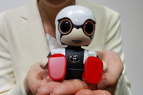 Robot em bé Kirobo Mini