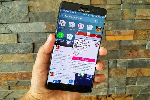 Điện thoại Galaxy Note 7 có thể đối mặt với việc bị thu hồi lần hai