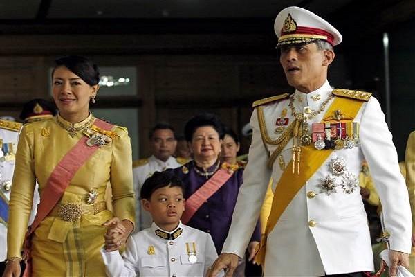 Hoàng Thái tử Maha Vajiralongkorn