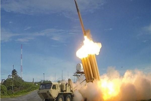 Hệ thống phòng thủ tên lửa tầm cao giai đoạn cuối (THAAD) của Mỹ
