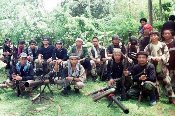 Nhóm phiến quân Abu Sayyaf