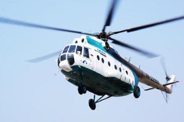 Một chiếc trực thăng Mi-8. Ảnh minh họa