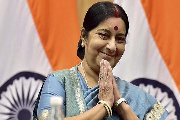 Ngoại trưởng Ấn Độ Sushma Swaraj