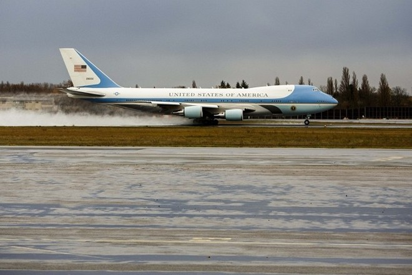 Chiếc Air Force One của Tổng thống Mỹ