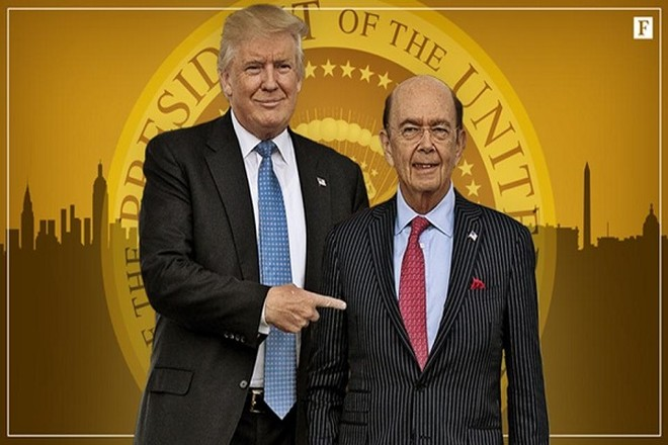 Ông Donald Trump chọn ông Wilbur Ross vào vị trí Bộ trưởng Thương mại