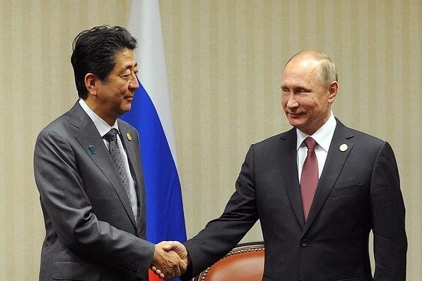 Thủ tướng Nhật Bản sắp có cuộc hội đàm với Tổng thống Nga