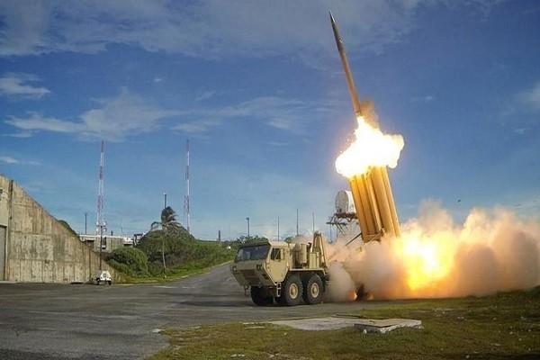 Hệ thống phòng thủ tên lửa (THAAD) của Mỹ