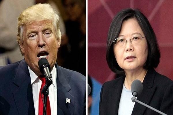 Trung Quốc phản ứng giận dữ sau khi ông Donald Trump có cuộc điện đàm với bà Thái Anh Văn