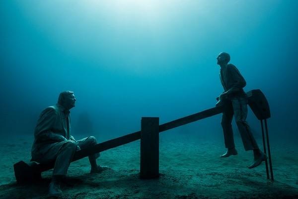 Chiêm ngưỡng bảo tàng dưới nước đầu tiên ở châu Âu