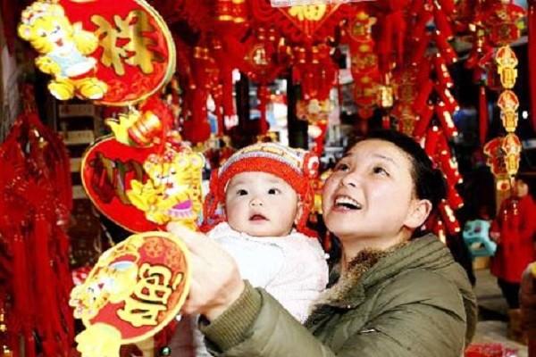 Tết là thời gian đoàn tụ gia đình tại Trung Quốc