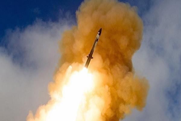 Tên lửa SM-3 Block IIA được phóng đi trong một lần thử nghiệm