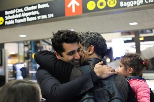Những người trước đây bị cấm trong sắc lệnh được nhập cảnh trở lại vào Mỹ