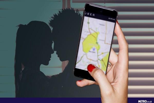 Uber bị cáo buộc hủy hoại cuộc hôn nhân của doanh nhân trên. Ảnh minh họa