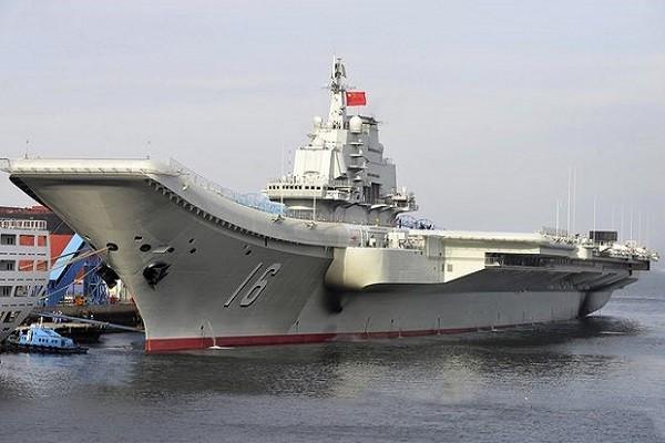 Liêu Ninh, tàu sân bay duy nhất của Trung Quốc
