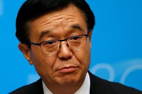 Ông Gao Hucheng đột ngột hoãn thăm Philippines