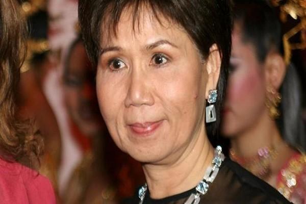 Bà Juthamas Siriwan