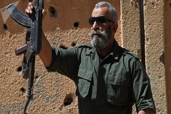 Thiếu tướng Issam Zahreddine