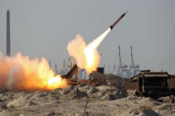 Một tên lửa Patriot của Israel được phóng đi