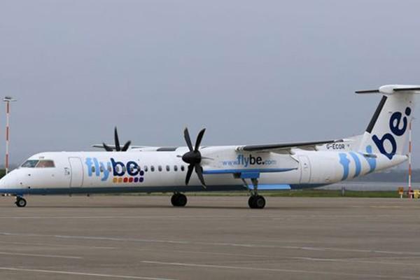 Chuyến bay của Flybe buộc phải quay trở lại sân bay Birmingham (Anh)