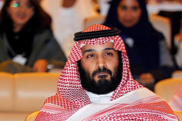 Hoàng thái tử Arập Xêút Mohammed bin Salman