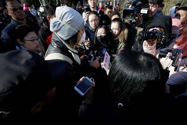 Vụ bê bối thu hút sự chú ý của truyền thông Trung Quốc
