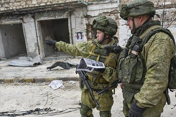Binh sĩ Nga sẽ tiếp tục ở lại Syria