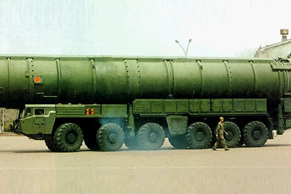 Tên lửa Đông Phong-41 của Trung Quốc
