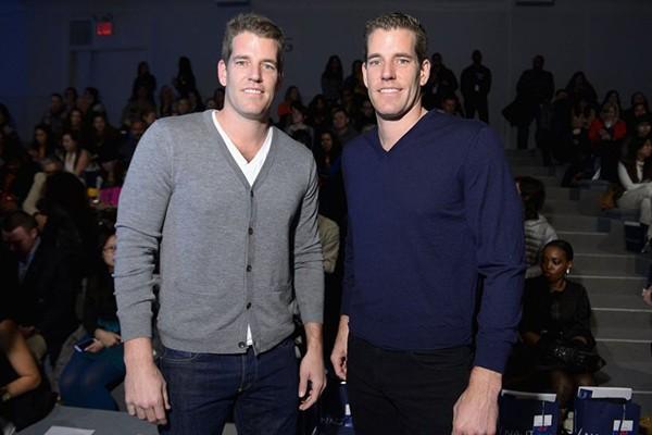 Hai anh em Cameron và Tyler Winklevoss