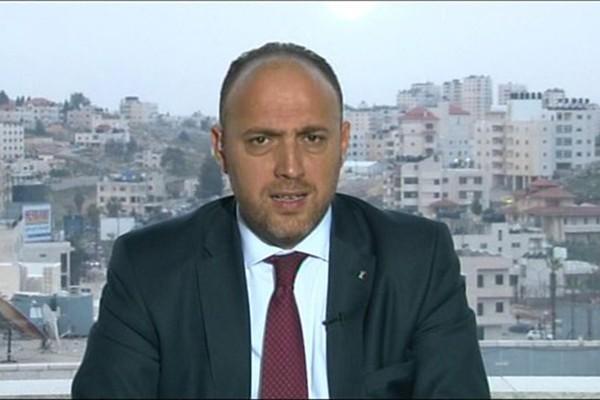 Ông Husam Zomlot, Trưởng đại diện của Tổ chức Giải phóng Palestine tại Washington