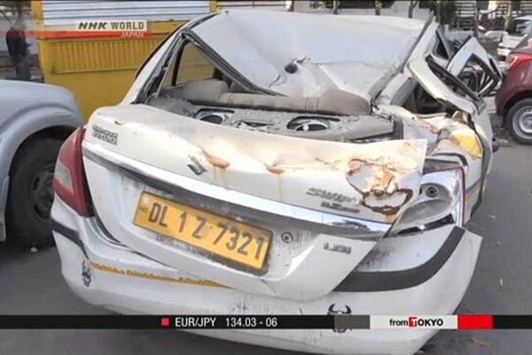 Nhiều vụ tai nạn xảy ra do lái ẩu, trong đó có việc lái xe quá nhanh