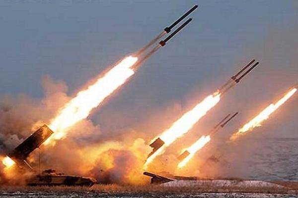 Tên lửa của Triều Tiên trong một lần được phóng đi. Ảnh minh họa