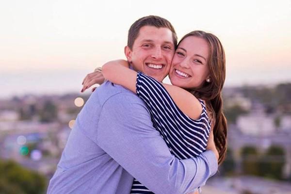 Jordanne Barr và Jordan Adamczyk sẽ kết hôn vào ngày 6-10-2018