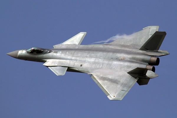 Một chiếc máy bay J-20 của Trung Quốc. Ảnh minh họa