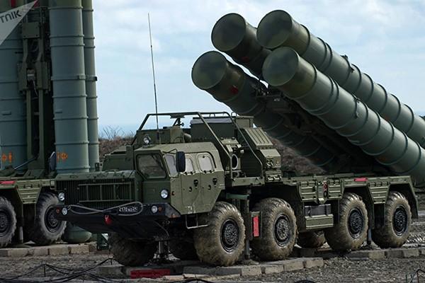 S-400 có thể tiêu diệt máy bay, tên lửa hành trình ở khoảng cách 400km
