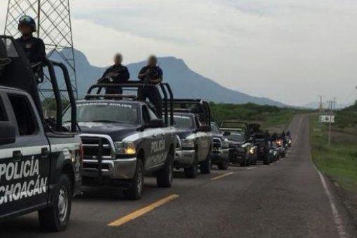 30 cảnh sát tại thành phố Ocampo đã bị bắt giữ. (Ảnh minh họa)