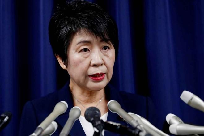 Bộ trưởng Tư pháp Nhật Bản Yoko Kamikawa