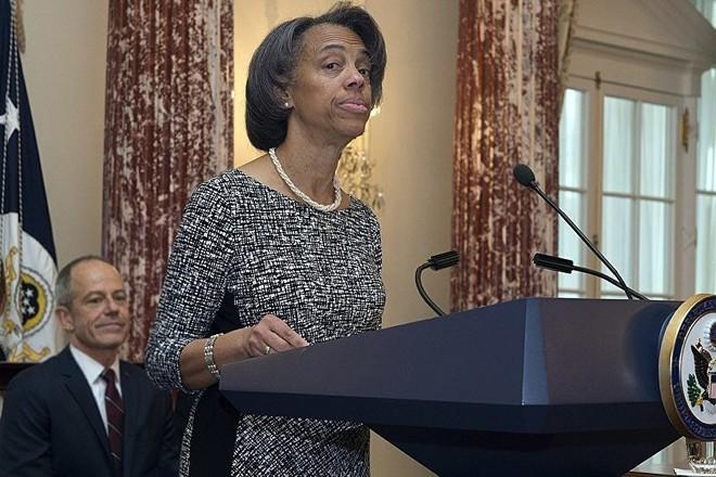 Đại sứ Mỹ tại Bangladesh, bà Marcia Bernicat