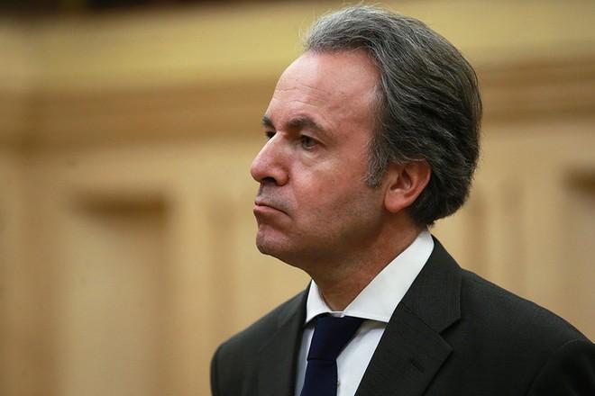 Đại sứ Hy Lạp tại Matxcơva Andreas Friganas