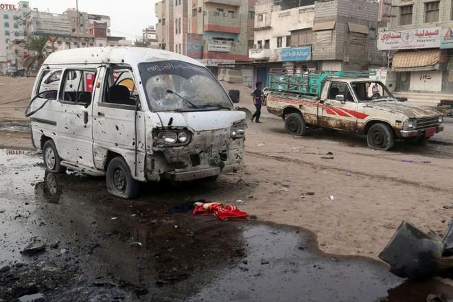 Yemen trải qua cuộc nội chiến đẫm máu