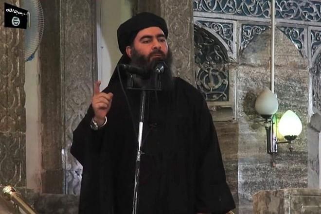 Thủ lĩnh IS Abu Bakr Baghdadi