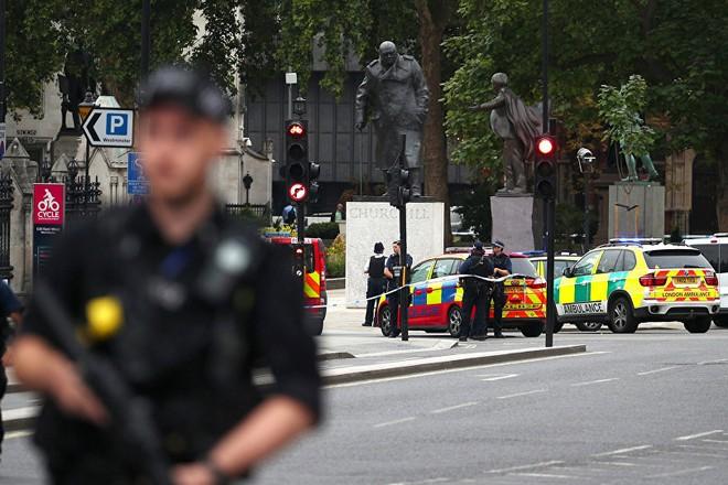 Cảnh sát vũ trang được triển khai tới hiện trường