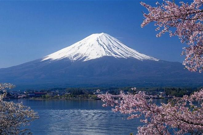 Phú Sĩ, ngọn núi cao nhất Nhật Bản