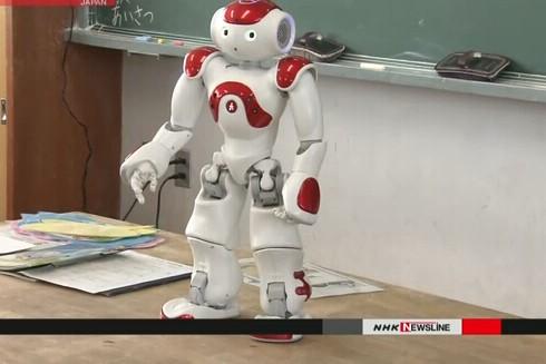 Sử dụng robot để giúp trẻ em nâng cao kĩ năng nói tiếng Anh
