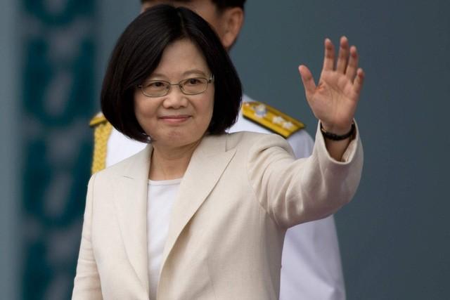 Nhà lãnh đạo Đài Loan (Trung Quốc), bà Thái Anh Văn