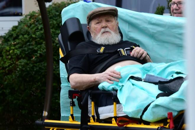 Ông Jakiw Palij từng là lính gác trại tập trung của phát-xít Đức