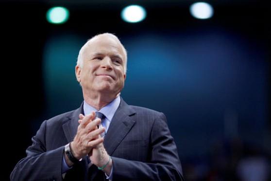Thượng nghị sĩ Mỹ John McCain